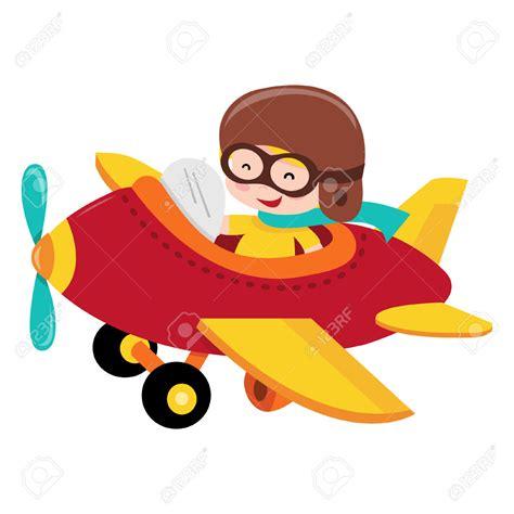 Flying Plane Clipart
