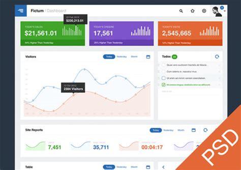 dashboard design mockup 20 free dashboard ui mockups graphs diagrams charts and