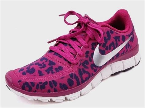 womens nike cheetah print running shoes new womens nike free 5 0 v4 leopard cheetah print shoes