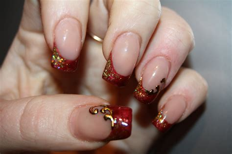 Faux Ongles Decoration Noel by Deco Ongle Noel 2016