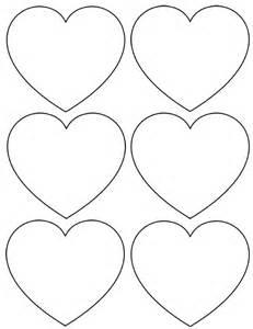 gabarit coeur a imprimer noel artisanat
