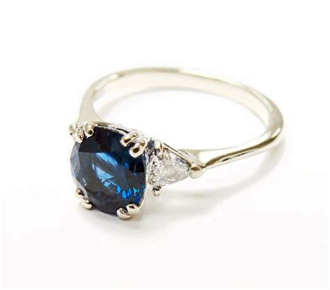 best sapphire rings 17 best ideas about blue sapphire rings on