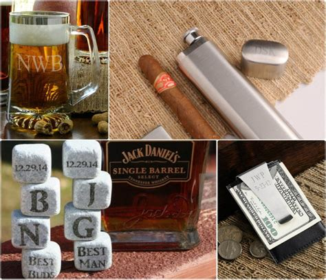 great generic gift ideas groomsmen gifts when should you give them