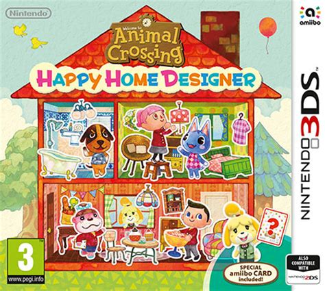 happy home designer board game animal crossing happy home designer nintendo 3ds