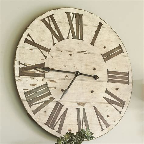 big wall clocks lanier wall clock ballard designs