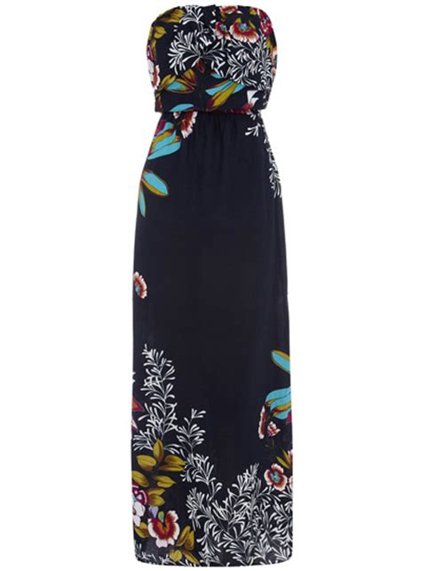 Clothes My Back 1112008 by Dorothy Perkins Tropical Maxi Dress 8 And Fab