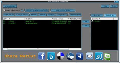 tutorial using netcut john the ripper tutorial menggunakan netcut dan cara