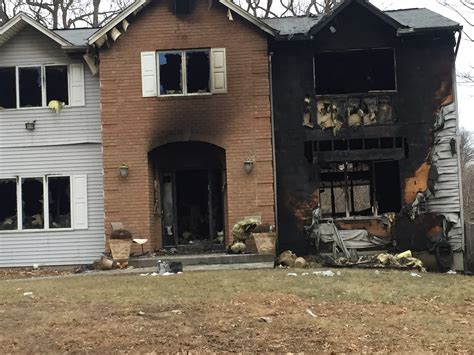 menorah house rockland county ny monsey house likely a total loss after chanukah menorah fire