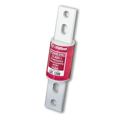Fuse L class l fuses industrial power fuses littelfuse
