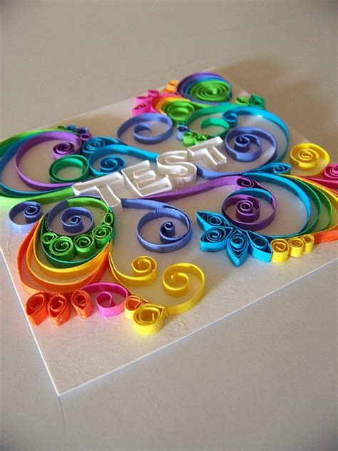 quilling names tutorial 61 best quilling names images on pinterest paper