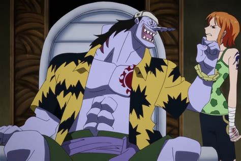 Original One Logbox Fishman Island Of Luffy Jinbei 16 самых бесячих аниме персонажей блог на сайте