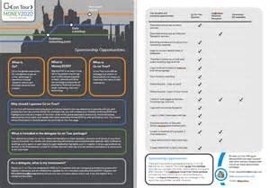 Sponsorship Brochure Template by Doc 927600 Sponsorship Brochure Template Doc612792