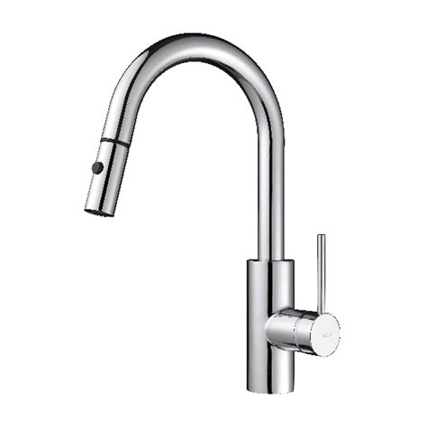 single lever kitchen faucet kraus kpf 2620 mateo single lever pull down kitchen faucet
