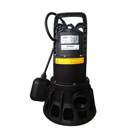 Pompa Celup 125 Watt pompa celup air kotor leader bvp max
