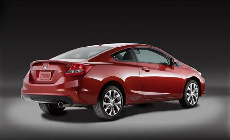 2012 Honda Civic Si Coupe by Car And Driver