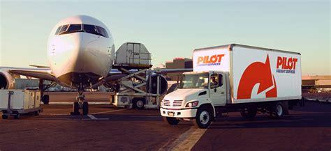 pilot freight services air cargo world