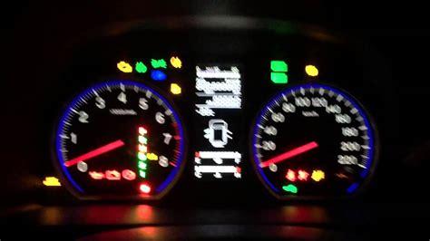 honda crv warning lights honda crv 2008 dashboard warning lights www lightneasy net
