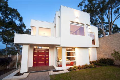 Duplex House For Sale simple elegance by design unity modern exterior