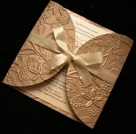gold wedding invitation cards wedding structuremarriage invitation card models wedding