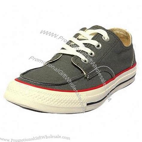 s canvas shoes made of canvas and rubber outsole