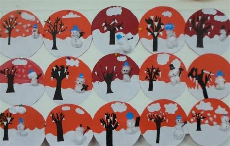 winter crafts for at school cotton winter crafts for 171 preschool and homeschool