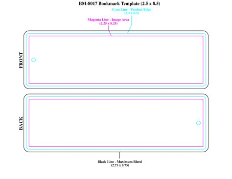 free printable bookmark templates bookmark template to print activity shelter