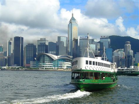 ferry hong kong experiencing hong kong for the first time