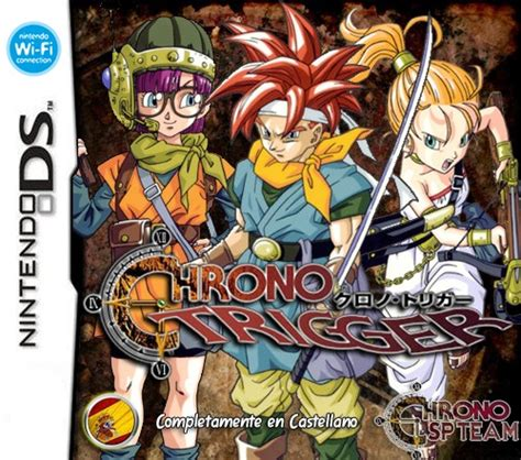 Chrono Trigger Nds Nintendo Ds chrono trigger nds rom en espa 241 ol trucos y finales