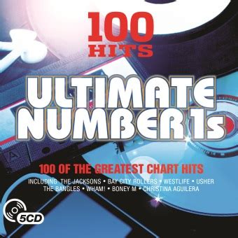Number 1 S Ultimate Collection 5cd 2017 100 hits groupdemon