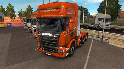 stock sound stock sound for all scania v1 0 ets2 euro truck simulator