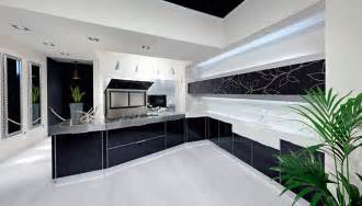 Sleek Kitchen Designs Ultra Glossy And Sleek Kitchen Design Crystallo From Arrex Digsdigs