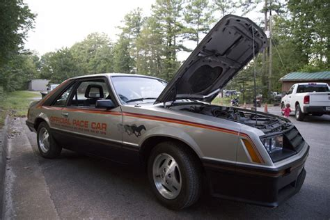 1979 ford mustang turbo 1979 mustang turbo pace car 2 700 original