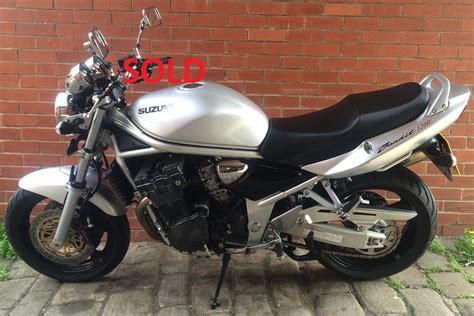 Suzuki Silver Manhattan Motorcycles Ltd Suzuki Bandit 1200 Silver