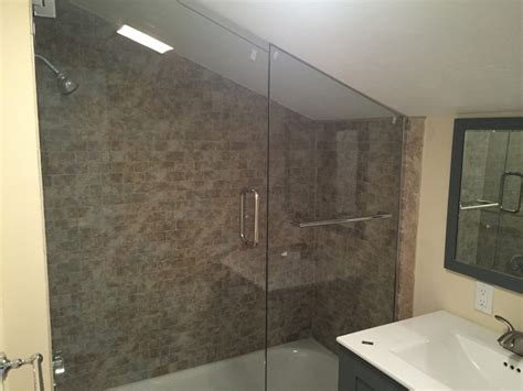 Glass Shower Doors Boston by Tempered Shower Door Enclosure In Boston Ma Fields