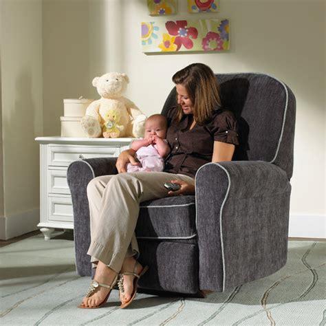best recliner rocker for nursery nursery recliner rocker glider thenurseries