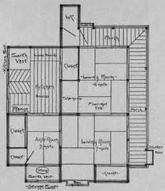 Japanese House Floor Plans by Traditional Japanese Home Plans Find House Plans