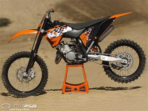 Ktm 125 Sx Weight 2008 Ktm 125 Sx Pics Specs And Information