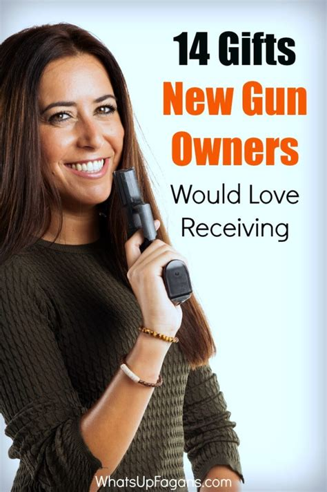 gifts for owners 14 gifts new gun owners would to receive