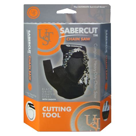 sabercut chainsaw sabercut chainsaw pro with pouch ust brands