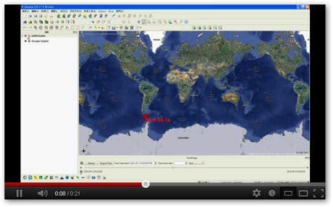 qgis timemanager tutorial qgis及open geodata資源網 sinica 187 qgis time manager plugin