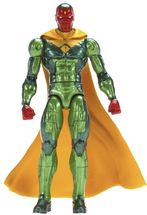 Marvel Legend Vision marvel legends wave 3 hulkbuster build a figure marvel news