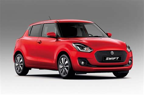 Maruti Suzuki Swfit New Maruti Suzuki Revealed Will Be Launched In 2018