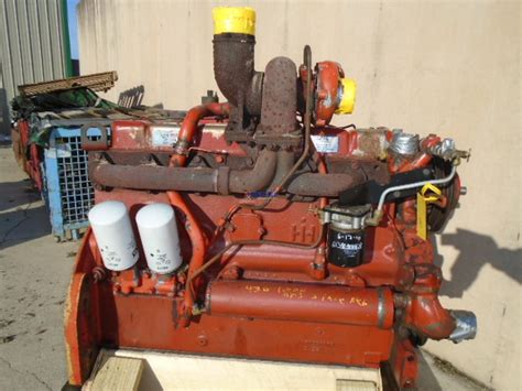 engine international dt oem engine complete case ih  good running