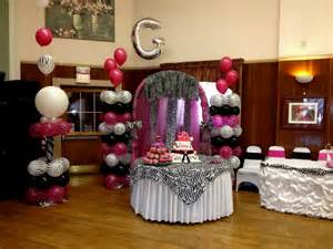 Decorating Ideas Zebra Print Birthday Pink Safari Baby Shower Invitation Templates Archives