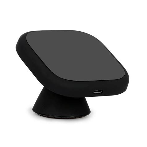 Wireless Qi Charger For Samsung S6 Hitam wireless qi charger dock charging pad for samsung galaxy s6 s7 edge plus note 5 ebay