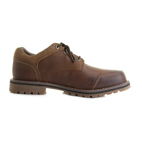 mens brown leather timberland boots mens timberland larchmont oxford brown leather oxford