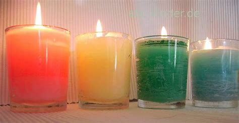 öl Kerzen Selber Machen by Diy Bienenwachs Bastelset Kerzen Aus Bienenwachsplatten