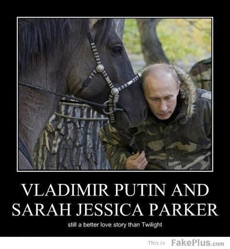 Sarah Jessica Parker Meme - vladimir putin and sarah jessica parker still a better