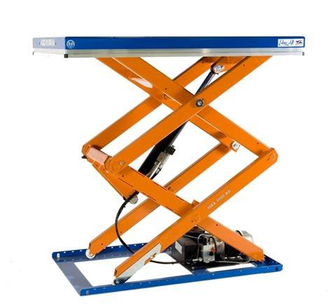 scissor lift platform table vertical scissor lift table 1000kg tld1000 mst uk