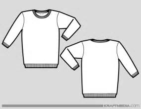 sweatshirt template illustrator kraftmedia custom decorated merchandise t shirt printing